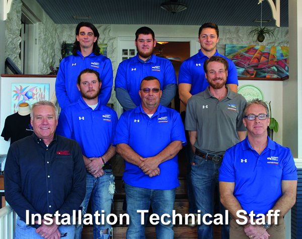 Installation Technical Group