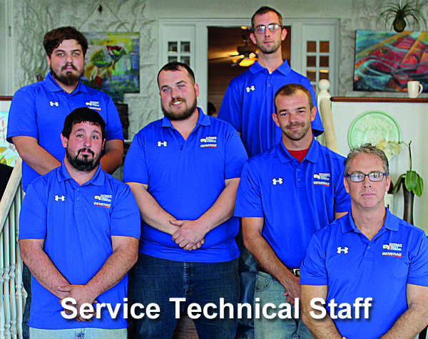Service Technical Staff