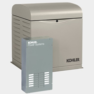 Kholer 10kW Generator with Automatic Transfer Switch