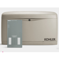 Kholer 14kW Generator with Automatic Transfer Switch